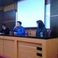 Diskusi Lembaga Mahasiswa UII dan UNISS